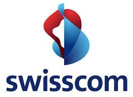 Logo de l'entreprise Swisscom.