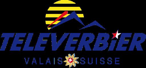 Logo de Téléverbier, société de remontées mécaniques de Suisse romande.