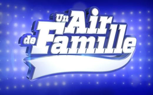 Logo de l'émission Un air de Famille, produite de 2013 à 2016 par la RTS.