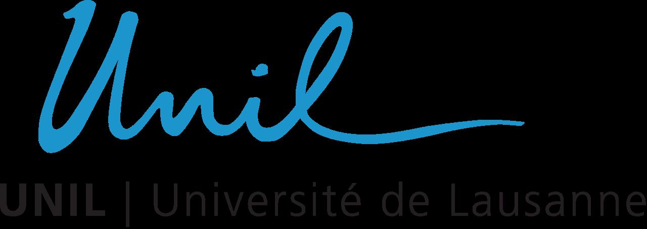 Logo de l'UNIL (Université de Lausanne)